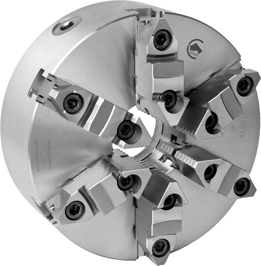 6-čelistní samostředicí spirálové sklíčidlo 3805