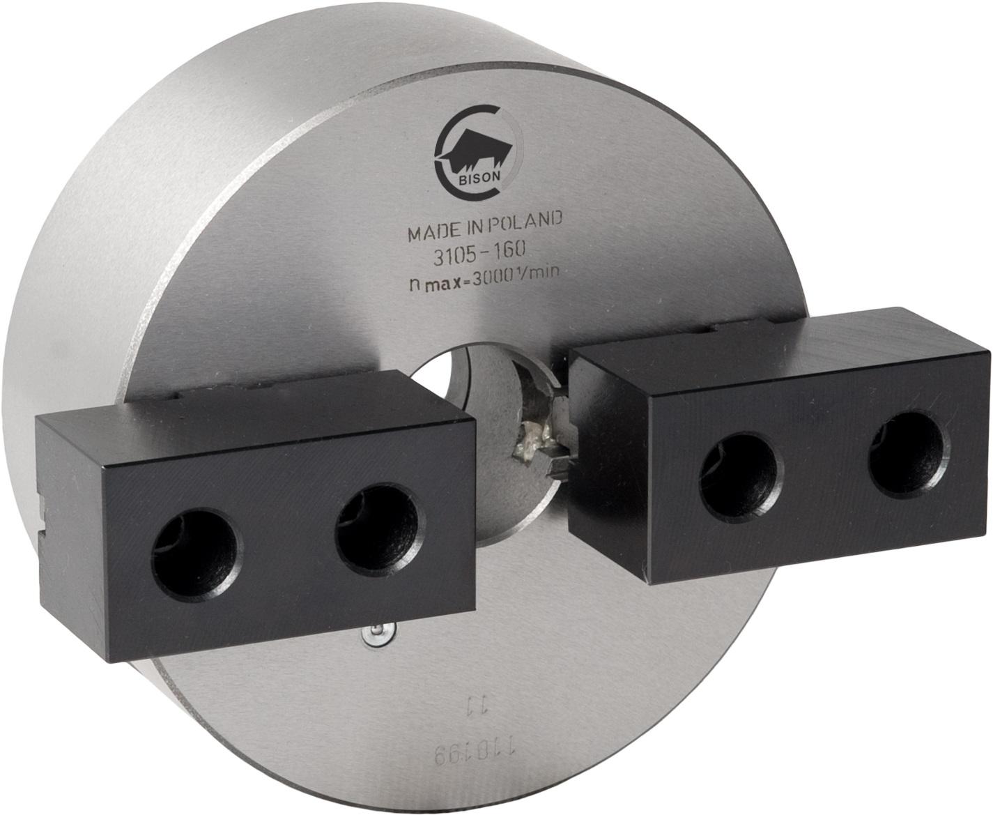 2-čelistní samostředicí spirálové sklíčidlo 3105