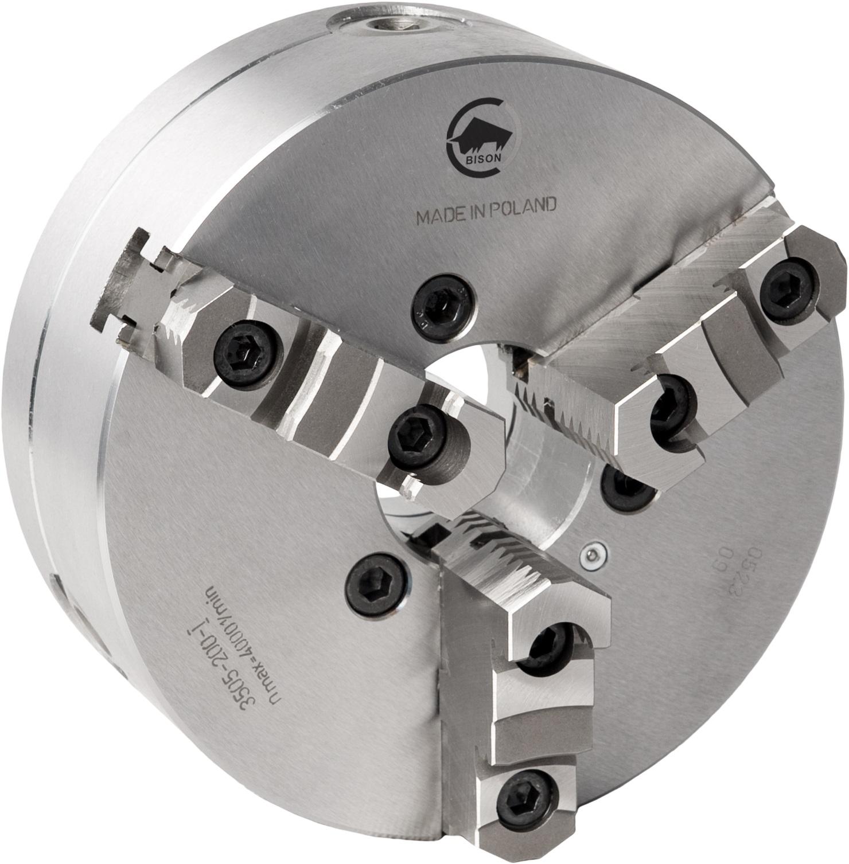 3-čelistní samostředicí spirálové ocelové sklíčidlo 3505-PREMIUM