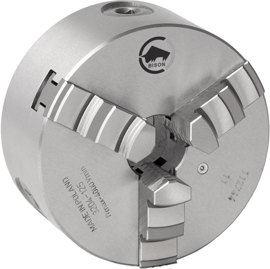 3-čelistní samostředicí spirálové sklíčidlo 3204