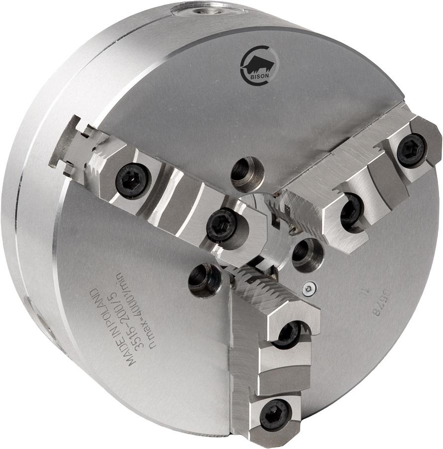 3-čelistní samostředicí spirálové sklíčidlo 3515