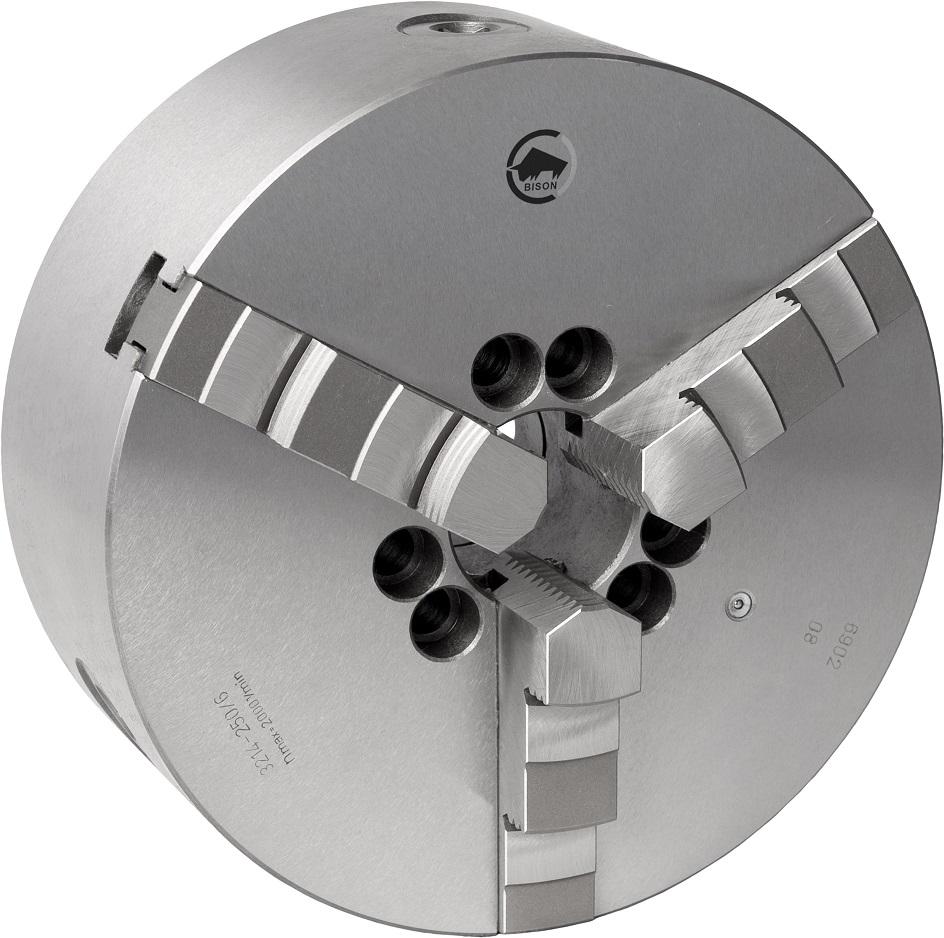 3-čelistní samostředicí spirálové sklíčidlo 3214