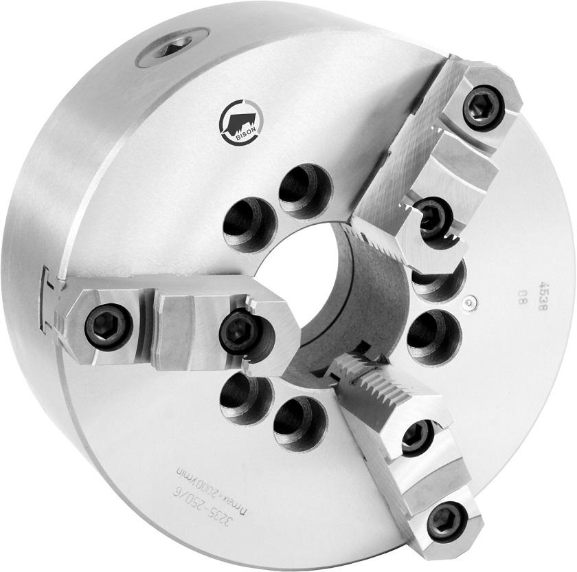 3-čelistní samostředicí spirálové sklíčidlo 3215