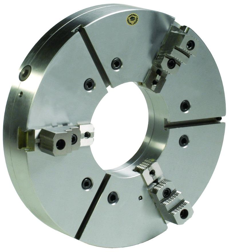3-čelistní samostředící spirálové sklíčidlo 3515 HD - pro těžké provozy