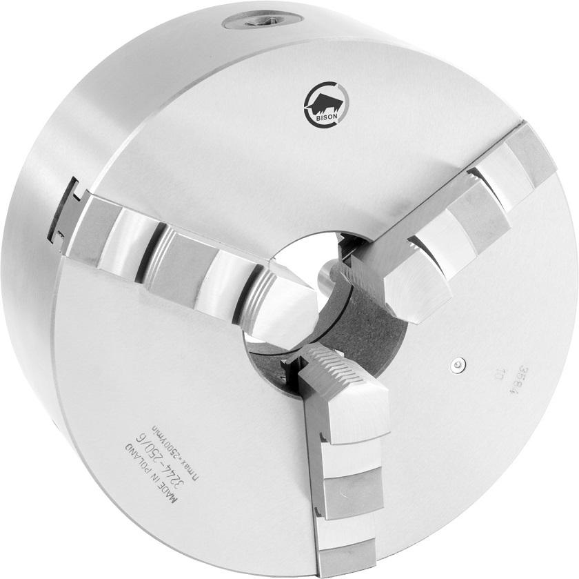 3-čelistní samostředicí spirálové sklíčidlo 3244