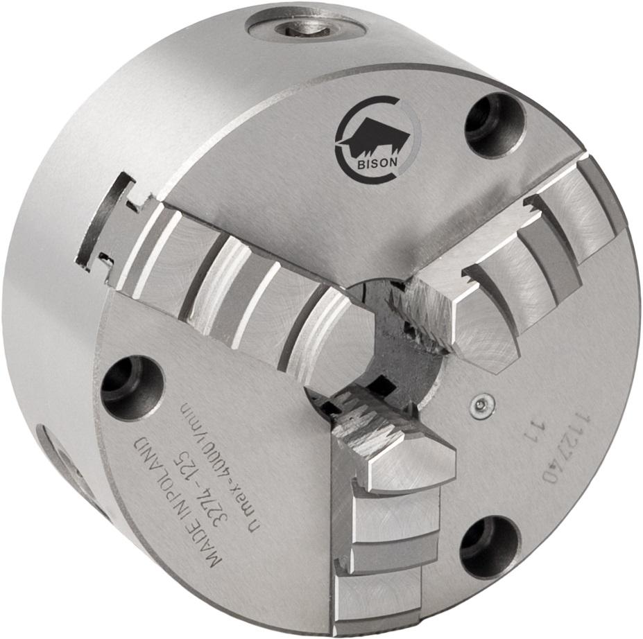 3-čelistní samostředicí spirálové sklíčidlo 3274