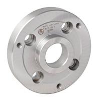 Mezipříruba typ 8215 - DIN 55026 - pro sklíčidla s jemným ustavením - typy 3560;3860