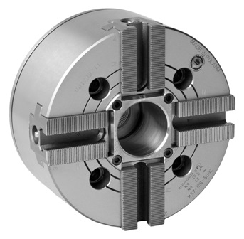 """Silové sklíčidlo typ 2605 (1/16""""x90°); 4-čelistní"""
