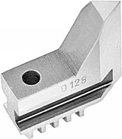Tvrdé jednolité čelisti SJO 3866; 3867; 3868 pro typy 3866; 3867; 3868 (6-čel. sklíčidla)