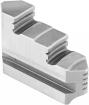 Tvrdé jednolité čelisti SJT 4605;4805 pro sklíčidla kombinovaná