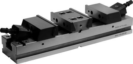 Přesný svěrák pro CNC dvojitý typ 6632 - novinka!
