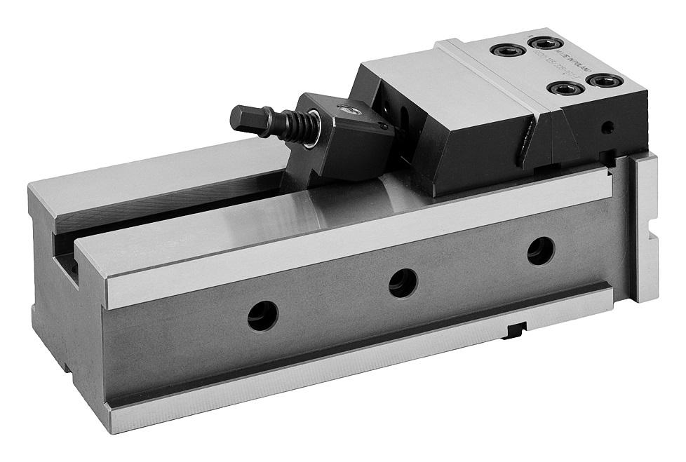 Kompaktní přesný svěrák pro CNC typ 6820