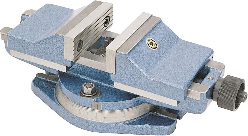 Samostředicí strojní svěrák typ 6531