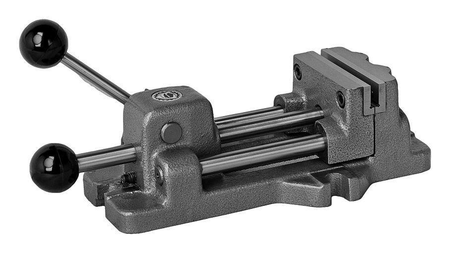 Strojní rychlopřestavitelný svěrák 6540