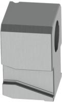 Kostka OB 6620 pro svěráky typu 6620; 6820