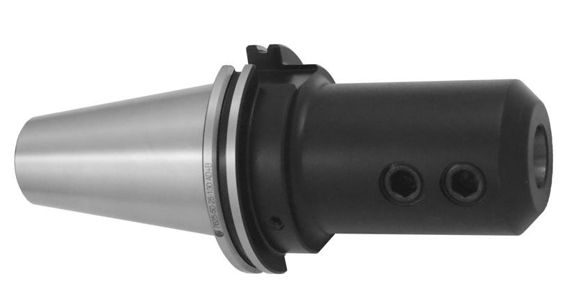 Upínač pro nástroje se stopkou Weldon; DIN 69871 (typ 7625)