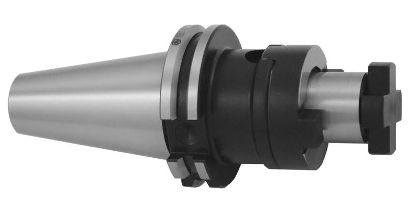 Frézařský trn kombinovaný; DIN69871 (typ 7301 A)