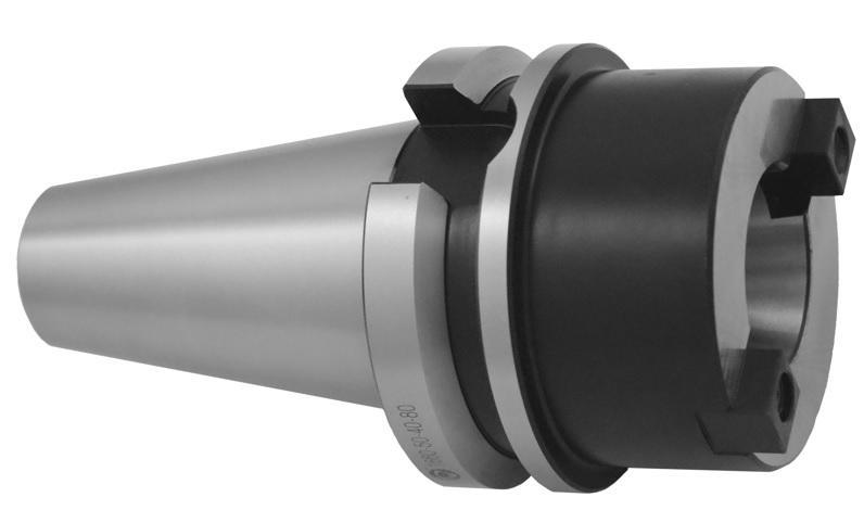 Redukční pouzdro pro nástroje s kuželeme ISO DIN 2080 1660
