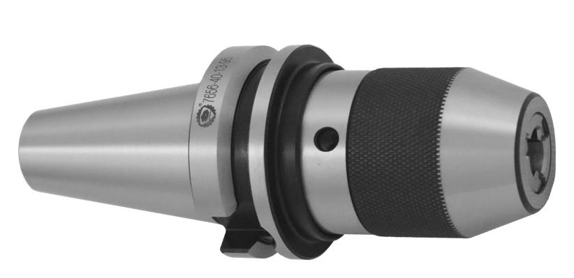 Trn s přesným vrtacím sklíčidlem samosvorným MAS 403-BT (typ 7656)