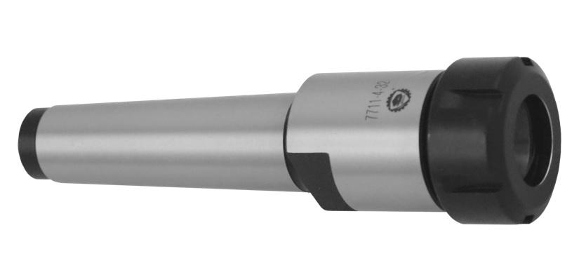 Kleštinový upínač se stopkou Morse typ 7711