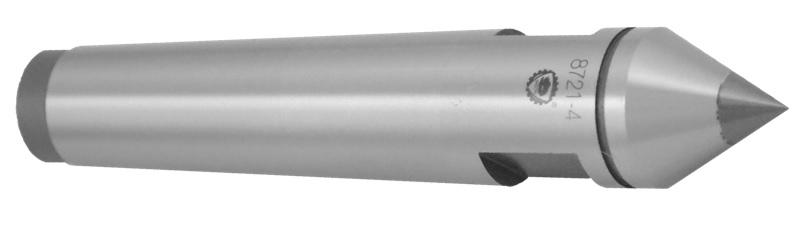 Pevný hrot s ploškami pro klíč a SK špičkou (typ 8721)