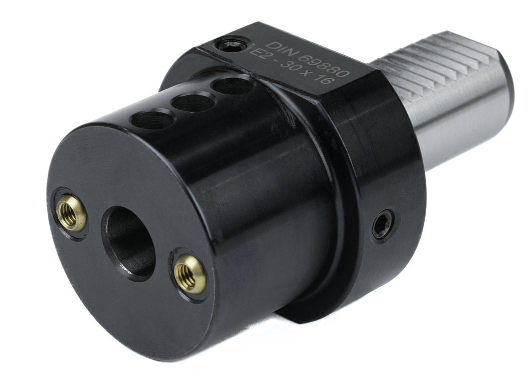 DI nástrojový držák pro vyvrtávací tyče E2