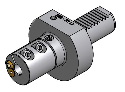 VDI nástrojový držák pro vyvrtávací tyče E2-ST