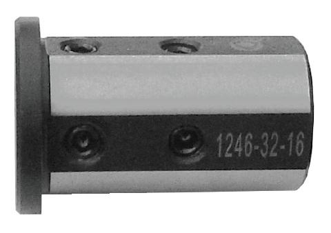 Redukční pouzdro s límcem typ 1246