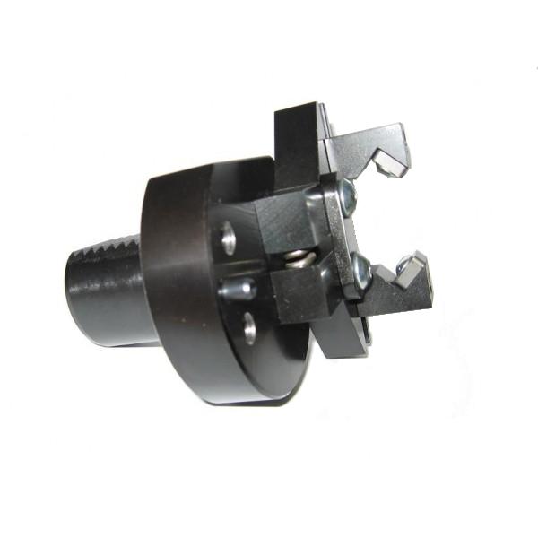 Potahovač materiálu mechanický - boční