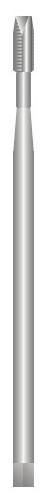 Závitník M-metrický závit EL - s lamačem