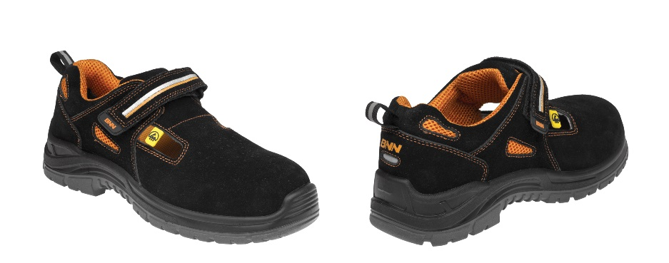 Sandále BNN LUX S1P ESD
