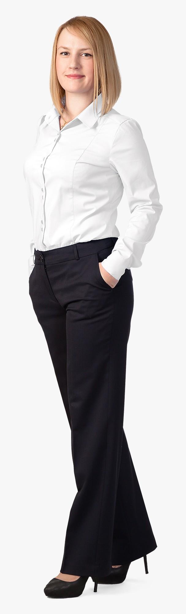 1.077 košile SLIM FIT, dl.rukáv, bílá