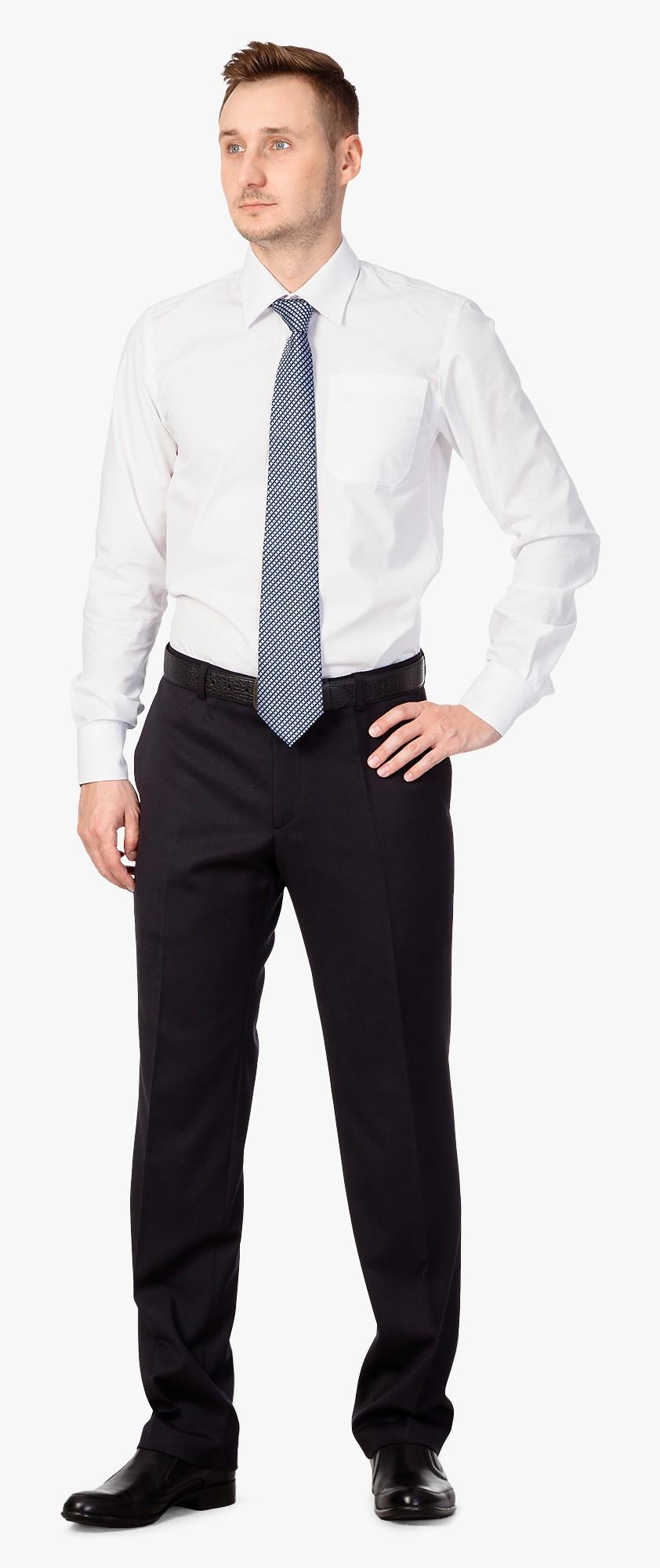 1.018 košile AERO, dl.rukáv, bílá