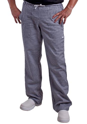 TRADETEX 2506 kalhoty PEPITO - pruženka & tkanice