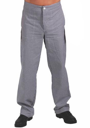 0462 kalhoty PEPITO - přední zapínání