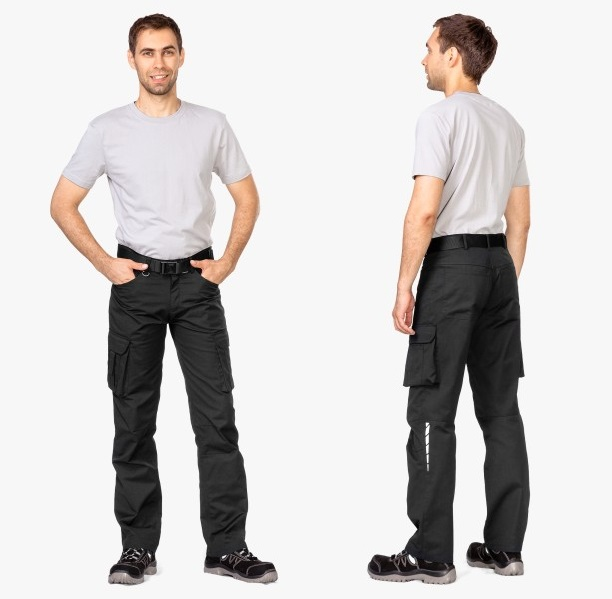 3.370 DUBLIN kalhoty do pasu