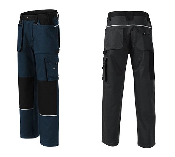 WOODY W01 kalhoty do pasu