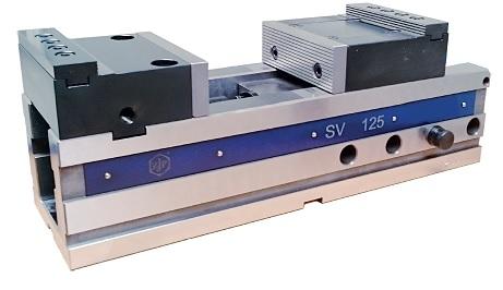 Přesný svěrák pro CNC SV 125