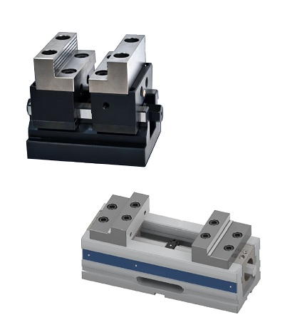 Přesný svěrák pro CNC SVS 78 a 125 - samostředící