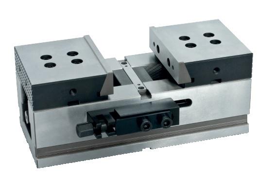 Přesný svěrák pro CNC 6651 - samostředící