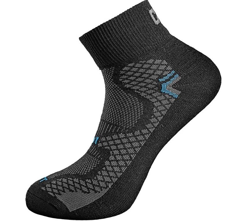 CXS ponožky SOFT, černé