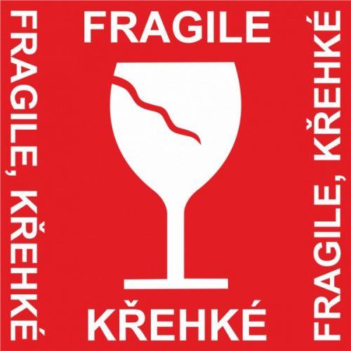 FRAGILE, KŘHKÉ