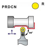 Soustružnické nože PRDCN -K