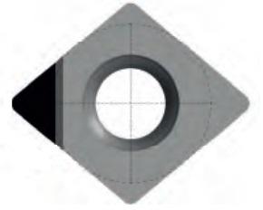 Soustružnické VBD CCGT - PKD