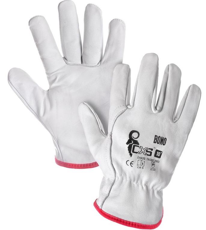 CXS BONO rukavice celokožené