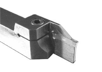 Nože pro upichování , drážkování a soustružení GPR, GPL