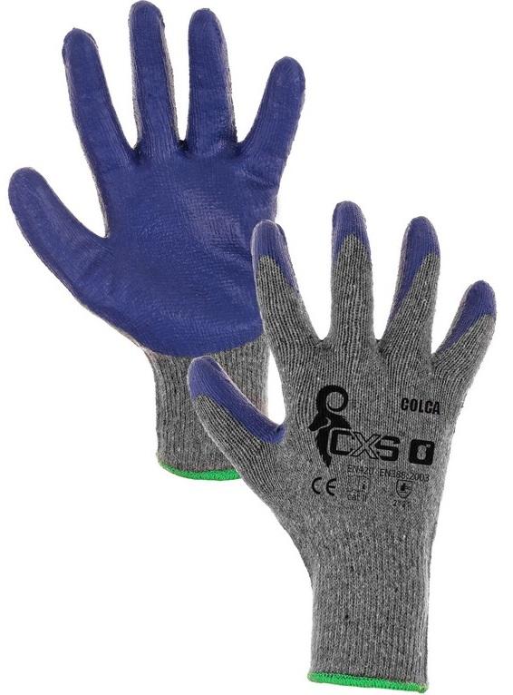 CXS COLCA rukavice máčené