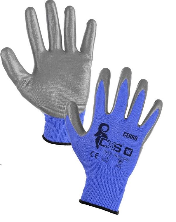 CXS CERRO rukavice máčené