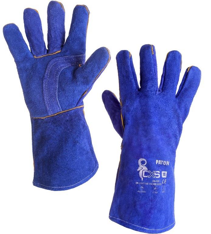 CXS PATON rukavice svářečské