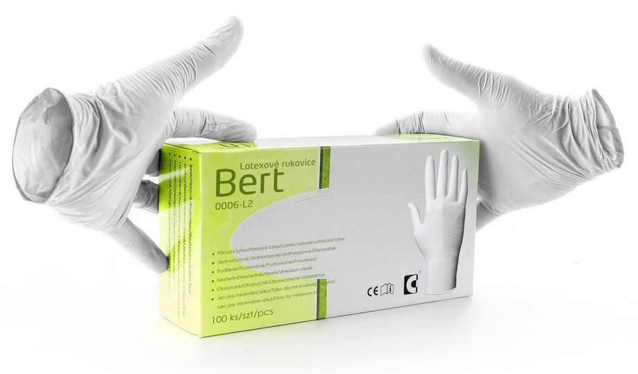 CXS BERT rukavice jednorázové